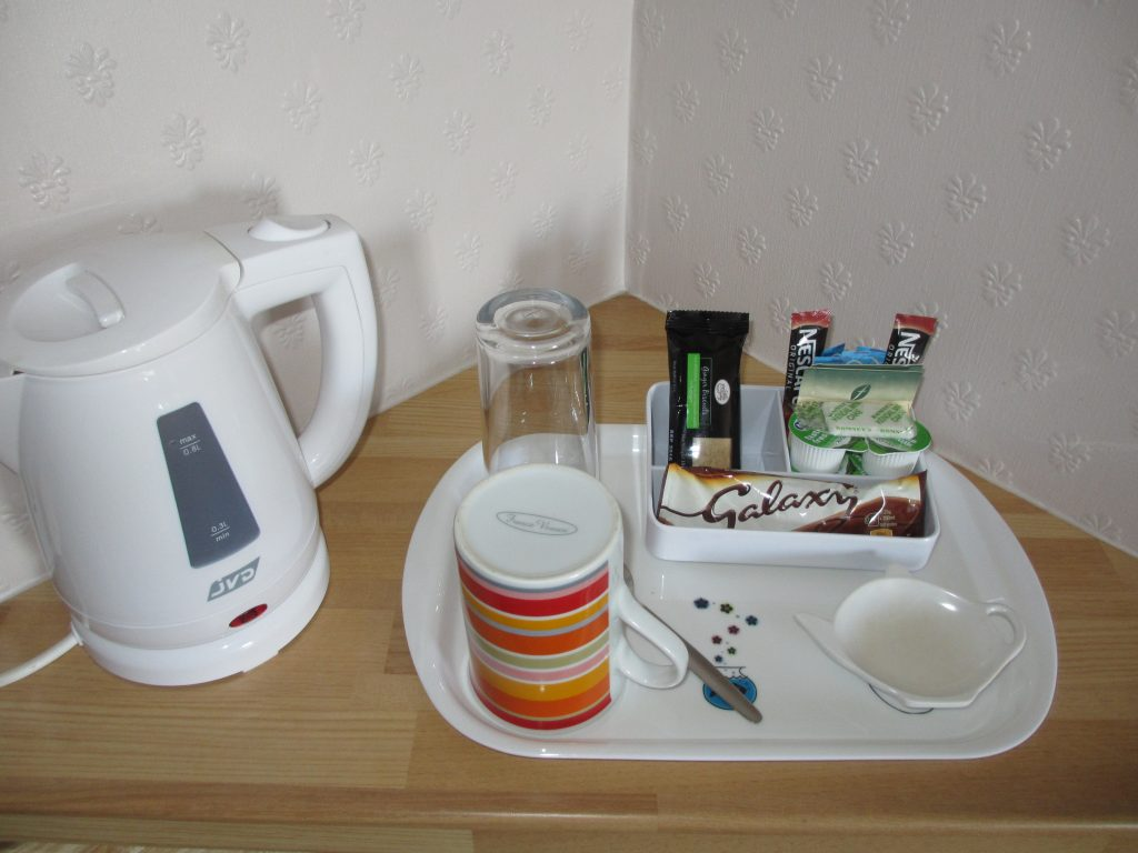 Tea/Coffee tray