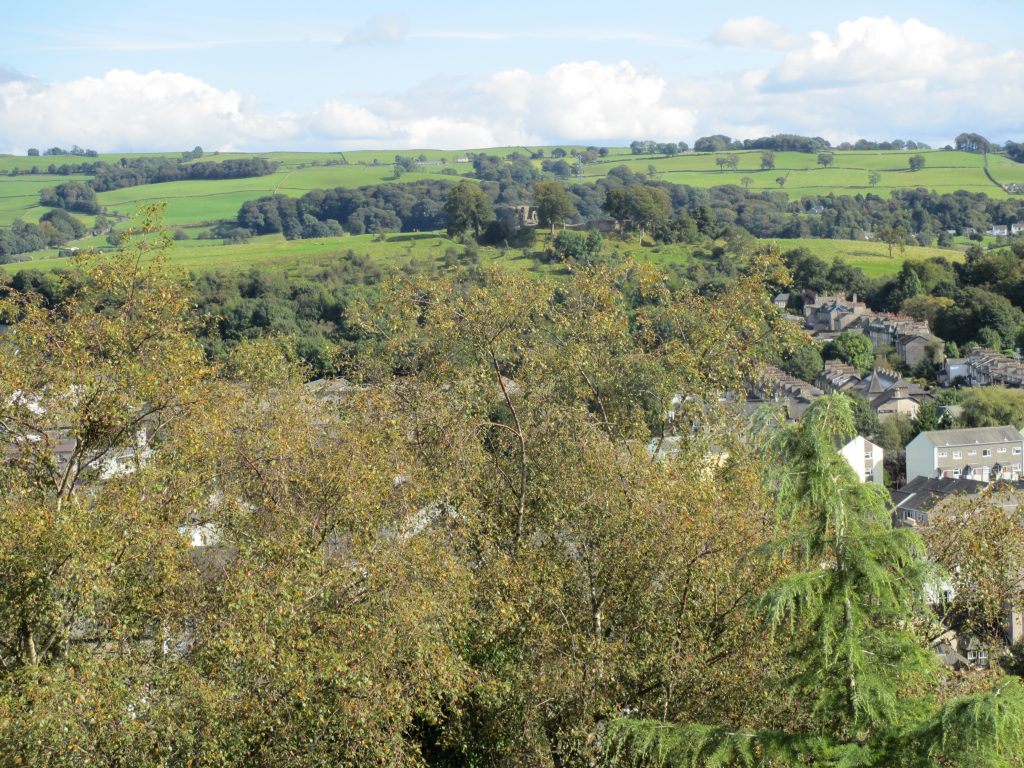 View over Kendal