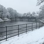 Kendal in the snow 2018