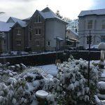HillsideKendal in the snow 2018