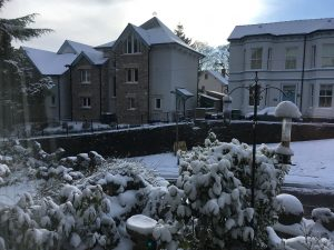 HillsideKendal in the snow